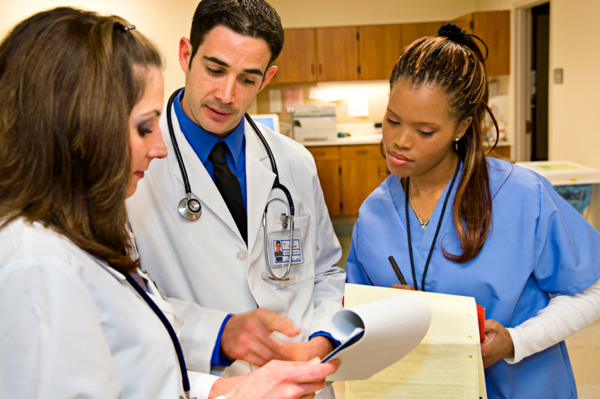 a comparison of professions of doctors and nurses in the medical field Other health professions doctoral education prepares nurses to become leaders in the field these nurses are often doctors of optometry practice in every.